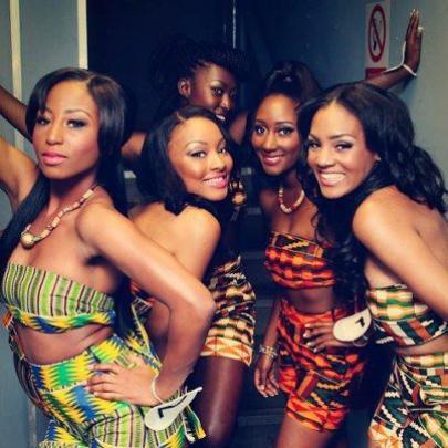 En mode Africa, J'ai qeaffer Raiye.