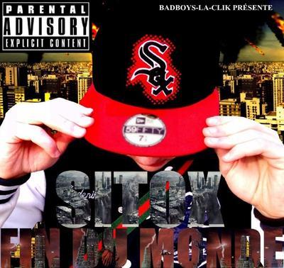 Sitox - Fin Du Monde Vol.1 Mixtape disponible en téléchargement légal et GRATUIT