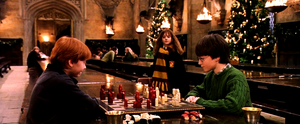Célébrations #6 : J3, Christmas at Hogwarts ❄