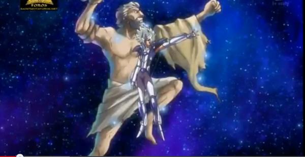 Saint seiya oméga les jeunes chevaliers en armure V2