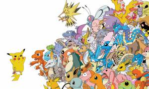 Le Pays des Pokemon ( poket monster ) 2