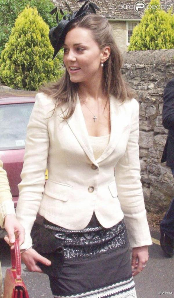 "FLASHBACK ""Kate le 4 juin 2005"""