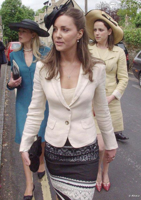 "FLASHBACK ""Kate le 4 juin 2005"""