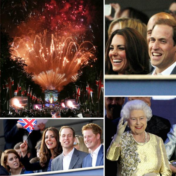 Un concert pop de gala pour le Jubilé de la reine