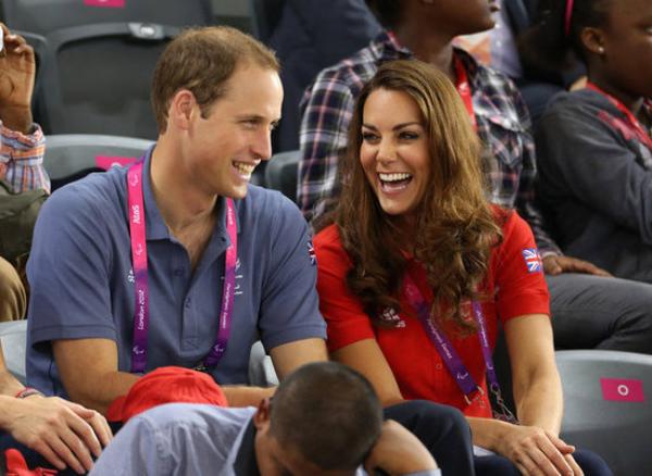 Kate et William au premier jour des Jeux paralympiques