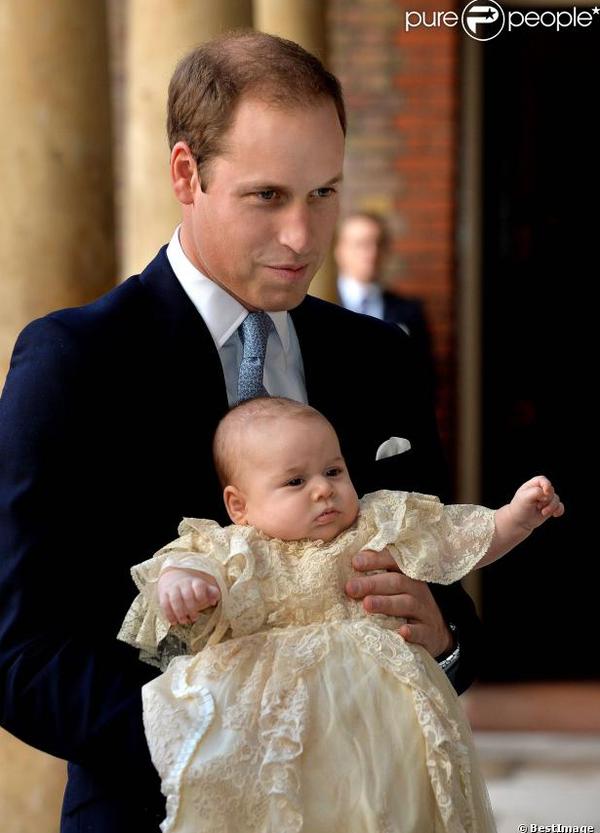 Baptême du Prince George