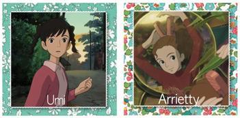 Quelle est votre héroïne Ghibli favorite ?