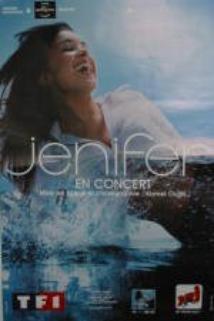 Affiche Concert JENIFER
