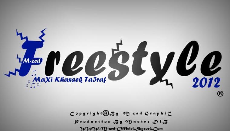 M-zed - Freestyle  2012 ( Master-Dib Prod)
