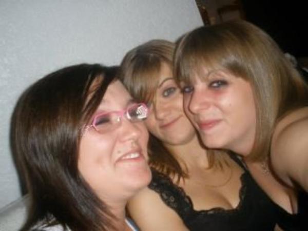Powpow, Morgane et moi