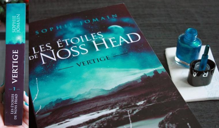 Les étoiles de Noss Head, tome 1: Sophie Jomain