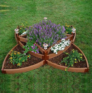 Flower Beds Landscaping | Flower Bed Ideas | Flower Bed Edging |