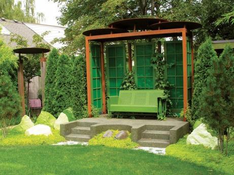 Modern Garden Ideas | Home Garden Designs | Garden Designs | Garden Landscape | Modern Garden |
