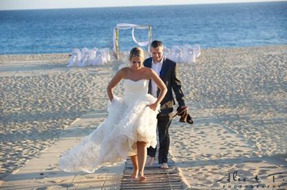 Modern Beach Wedding   Sunset Beach Wedding   Simple Beach Wedding   Beach Wedding Ceremony   Beach Wedding Hair  