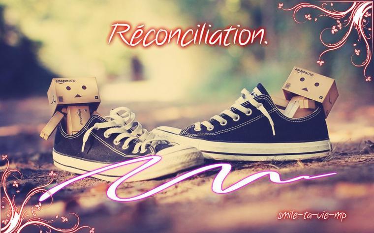 Chapitre 4 : Réconciliation.
