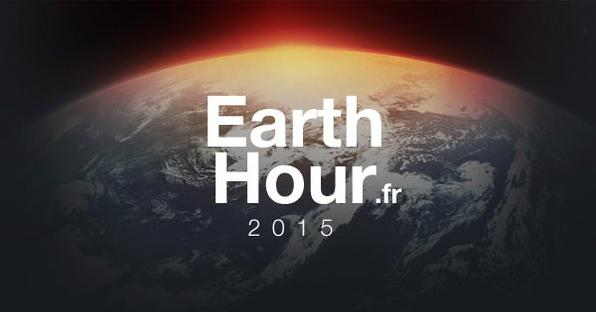 Le 28 mars 2015 à 20H30 précisément, ON ÉTEINT TOUT !