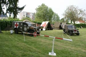 INFO MUSEE SORTIE  DU 8 MAI 2016   A OUGES    NOUVELLE BARRIERE