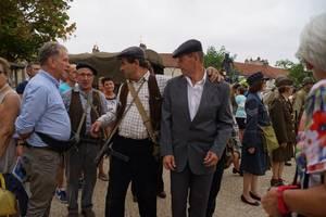 SORTIE  50 ANS DE LA GRANDE VADROUILLE ET LIBERATION DE MEURSAULT