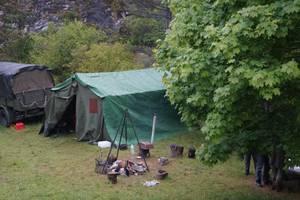 SORTIE DU 8 MAI 2017   A MOREY SAINT DENIS PETIT CAMP  FFI
