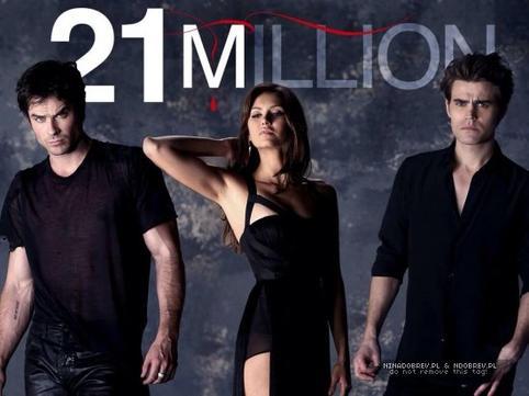 Stills du 5x18 + 21 million de fans + Lux Shampoo