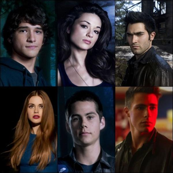 TEEN WOLF - Nouvelle Serie