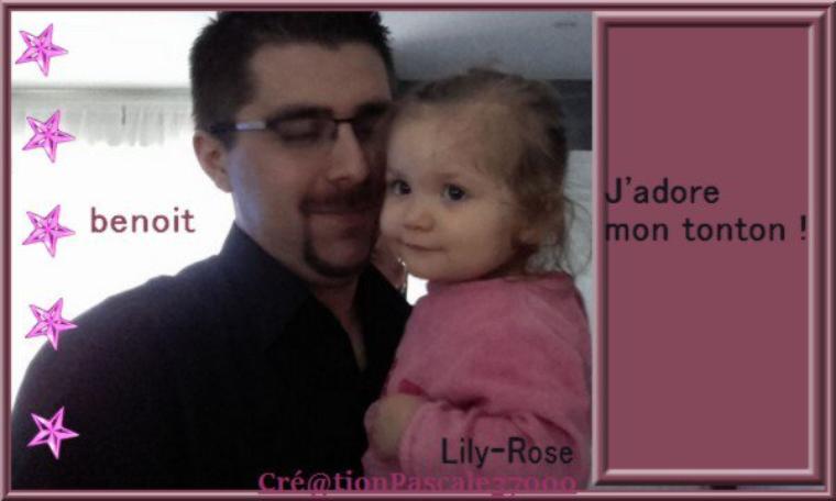 (l)(l)(l)   Mon fils et ma petite fille (l)(l)(l)