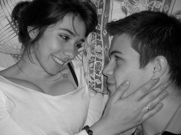 Parce-que Je T'aime à un point que tu ne peux même pas imaginer.. ♥