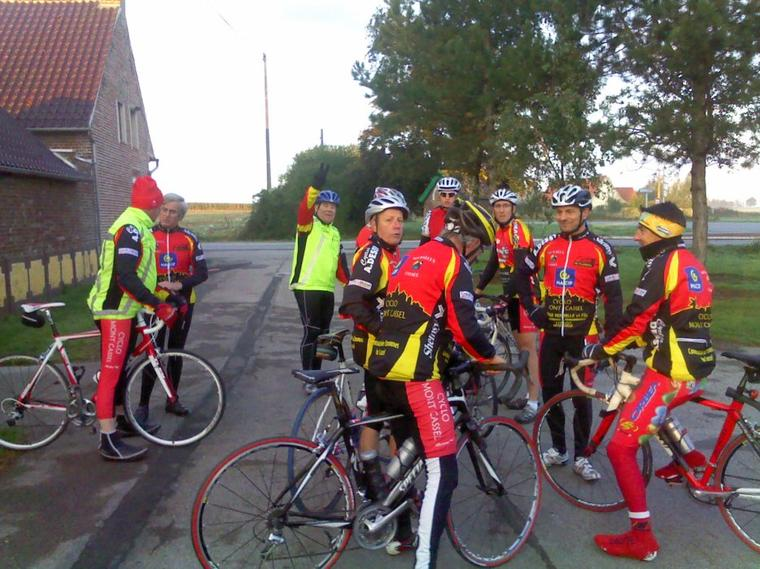 SORTIE CLUB DU 7 OCTOBRE 2012