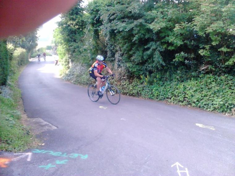 La rando des monts de Flandre à BAILLEUL 22/06/2014
