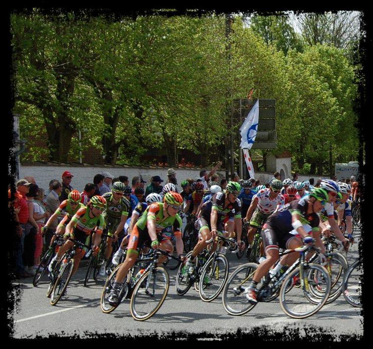Les 4 jours de Dunkerque - étape des monts à Cassel - samedi 07/05/16