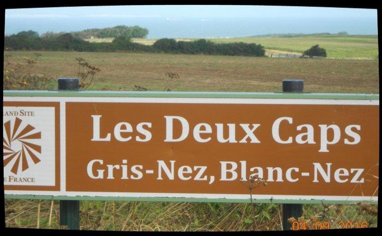 """Brevet """"sur la route du Gris-Nez - dimanche 04/09/16"""