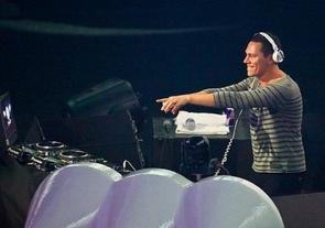 Photos de Tiësto en live