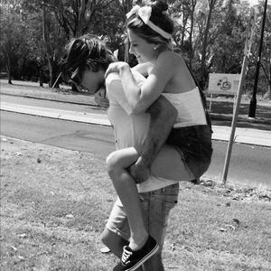 du bist die Liebe meines Lebens. ♥