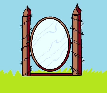 Le Cristal et le Miroir