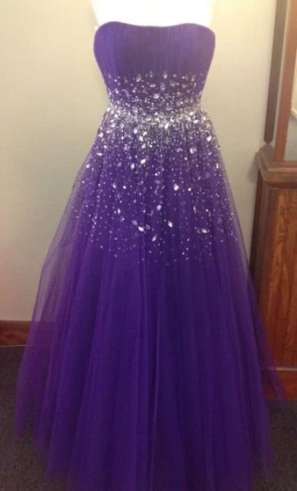 Magnifique Robe Princesse  jovani T 36