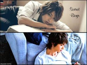 ☠☠ Secret Boys ☠☠