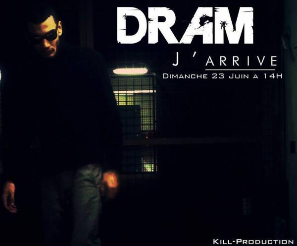 En attendant Irreversible / Dram - J'arrive (2013)