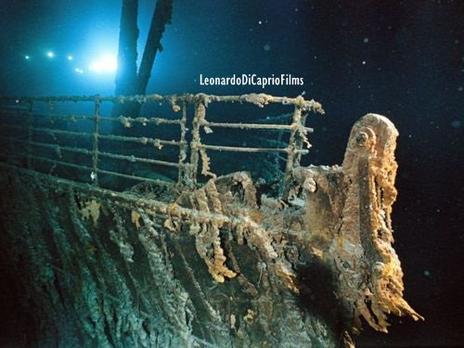 Les machines et la proplusion du Titanic (: ♥