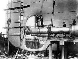 Encore une suite des machines et la propulsion du Titanic (: ♥
