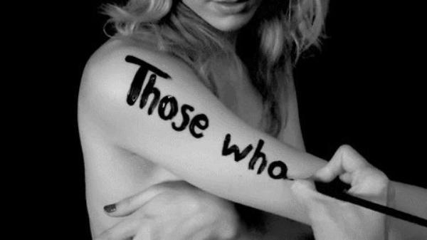 Amber Heard pour l'égalité par Tasya van Ree