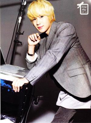 SHINee - AnAn Magazine