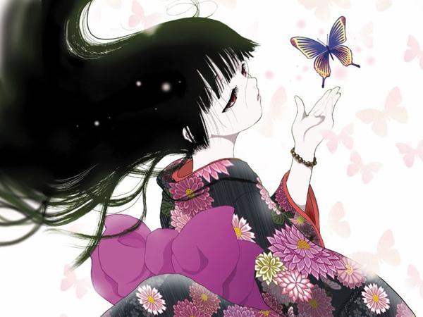 jigoku shoujo ( la fille des enfers )