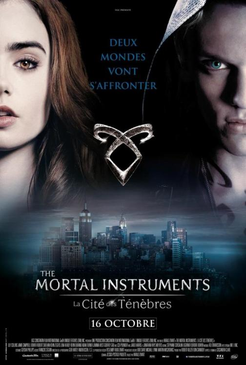 The Mortal Instruments le film