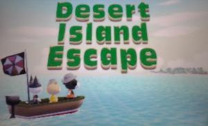 Puzzle League- Evasion de l'île déserte