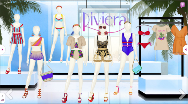 #NewCollection chez Riviera