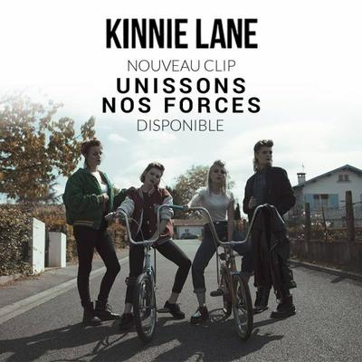 KINNIE LANE : UNISSONS NOS FORCES (Clip Officiel)