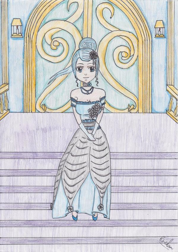 Juvia, princesse plus si parfaite. Chapitre 10