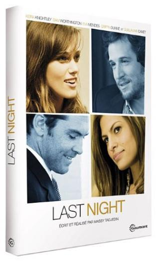Sortie DVD: Last Night.
