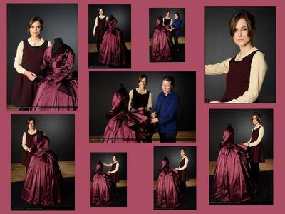 Keira Knightley au V & A Museum !