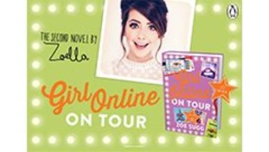Girl Online, En tournée - Tome 2